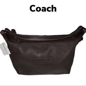 ‼️🎃SALE WAS 100$🆕🍁NWT Coach Leather Mini Purse